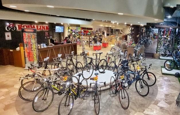 Bali bike shop List and address